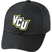 Top of the World Youth VCU Rams Rookie Black Hat
