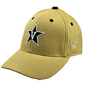 Top of the World Youth Vanderbilt Commodores Gold Rookie Hat