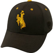 Top of the World Youth Wyoming Cowboys Brown Rookie Hat