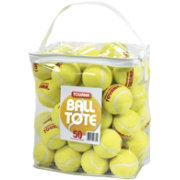 Tourna Permanent Pressure Tennis Balls - 50 Ball Pack