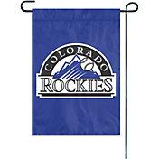 Party Animal Colorado Rockies Garden/Window Flag