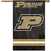 The Party Animal Purdue Boilermakers Applique Banner Flag