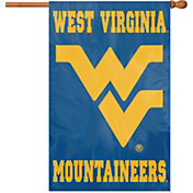 The Party Animal West Virginia Mountaineers Applique Banner Flag