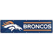 Party Animal Denver Broncos Giant 8' x 2' Banner