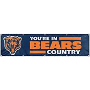 Chicago Bears Giant 8' x 2' Banner