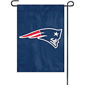 Party Animal New England Patriots Garden/Window Flag