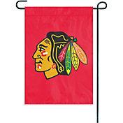 Party Animal Chicago Blackhawks Garden/Window Flag