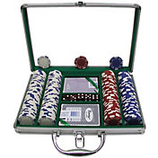 Trademark Poker 200 Royal Suited Chip Poker Set and Case