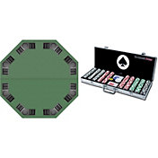 Trademark Poker 500 Aces Chip Poker Super Set