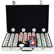 Trademark Poker 650 Aces Chip Poker Set and Case