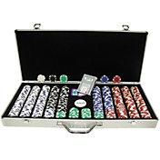 Trademark Poker 650 Royal Suited Chip Poker Set and Case