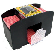 Trademark Poker 4 Deck Automatic Card Shuffler