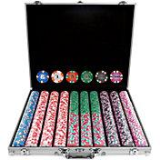 Trademark Poker 1,000 Chip NexGen PRO Classic Style Poker Set and Case