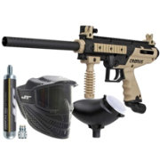Tippmann Cronus PowerPack Paintball Gun Kit