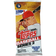 Topps 2016 MLB League Series 2 Retail Pack