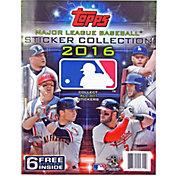 Topps 2016 MLB Sticker Album
