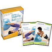 STOTT PILATES Pilates on the Stability Ball DVD Set