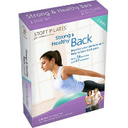 STOTT PILATES Strong & Healthy Back 2 DVD Set