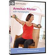STOTT PILATES Armchair Pilates with Handweights DVD