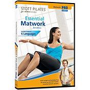 STOTT PILATES Essential Matwork DVD