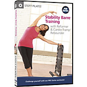 STOTT PILATES Stability Barre Training with Reformer and Cardio-Tramp DVD