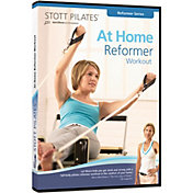 STOTT PILATES At Home Reformer Workout DVD
