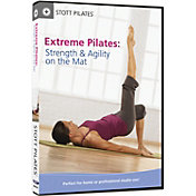 STOTT PILATES Extreme Pilates, Strength & Agility on the Mat DVD
