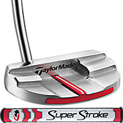 TaylorMade OS Monte Carlo Super Stroke Putter
