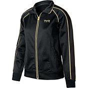 TYR Men's Alliance Team Warm-up Jacket