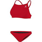 TYR Women's Elite Solid Diamondfit Back 2-Piece Swimsuit