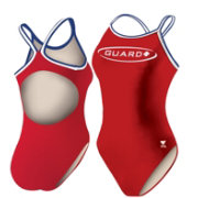 TYR Women's Guard Dimaxback Tank Swimsuit