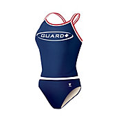 TYR Women's Guard Dimaxback Tankini Swimsuit