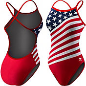 Red White & Blue Gear