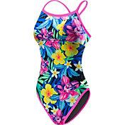 TYR Women's Reversible Amazonia Diamondfit Swimsuit