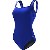 TYR Women's Sonoma Square Neck Controlfit Swimsuit