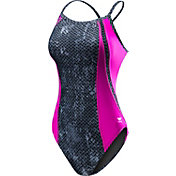 TYR Women's Pink Viper Diamondfit Swimsuit