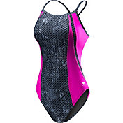 TYR Women's Viper Diamondfit Keyhole Back Swimsuit