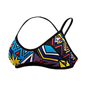 TYR Women's Valley Fit Work Out Swimsuit Top