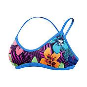 TYR Women's Ohana Valley Fit Racerback Swimsuit Top