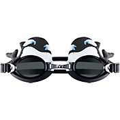 TYR Kids' Charactyrs Happy Whale Swim Goggles