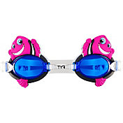 TYR Kids' Charactyrs Happy Fish Swim Goggles
