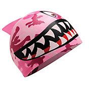 TYR Youth Sharkfin Swim Cap