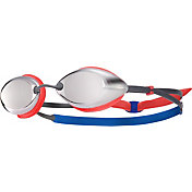 TYR Kids' Tracer Mirrored Racing Goggles