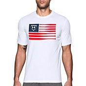 Under Armour Men's Flag Graphic Baseball T-Shirt