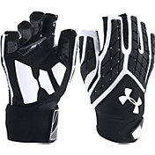 Under Armour Adult Combat 5 Half Finger Lineman Gloves
