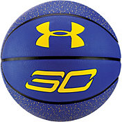 Under Armour Stephen Curry Official Basketball (29.5)
