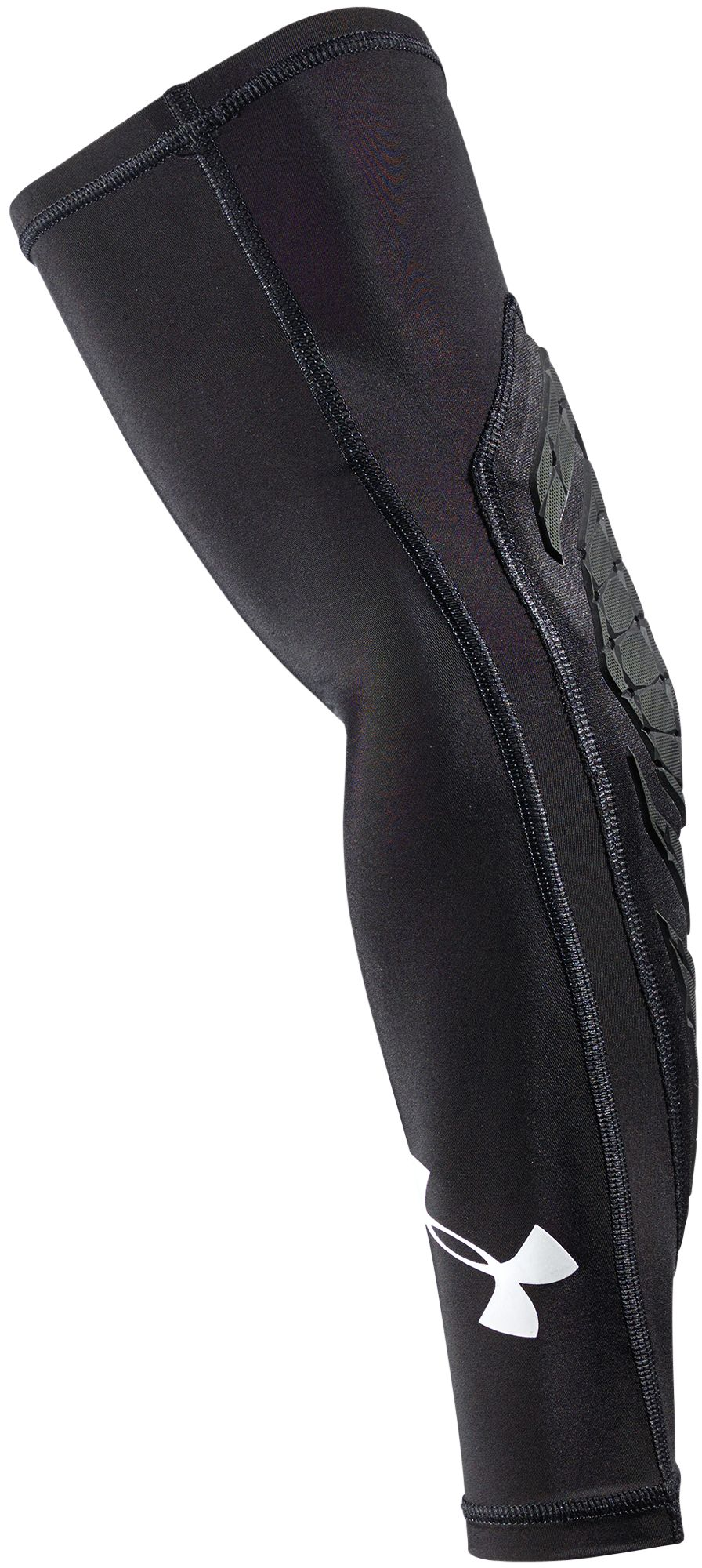 under armour elbow guard. product image · under armour adult padded arm sleeve elbow guard i