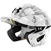 Under Armour Adult Heater Digi Camo Batting Helmet