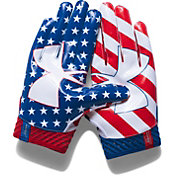 Under Armour Adult Spotlight 2017 Limited Edition Receiver Gloves