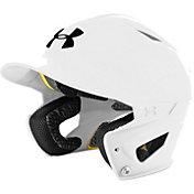Under Armour Adult Heater Matte Batting Helmet